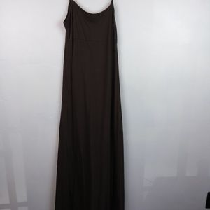Michael Stars Brown Maxi Dress